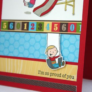 Proud of you card detail 2- dana newsom