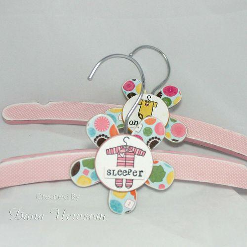 Baby hangers 4- dana newsom