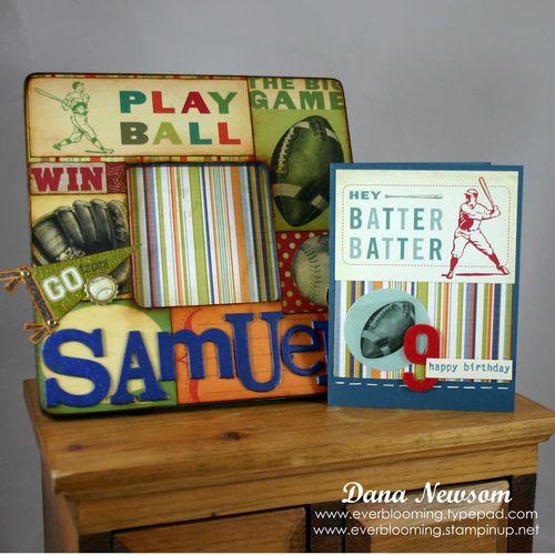 Samuels Frame & Card-Dana Newsom