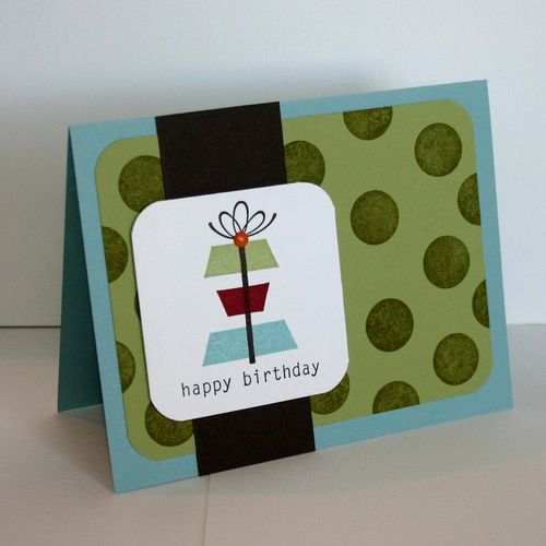 Build a present card 2- dana newsom