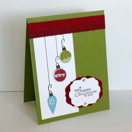 Build an ornament card3- dana newsom