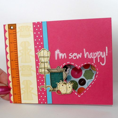 Sew Happy card 2 - dana newsom