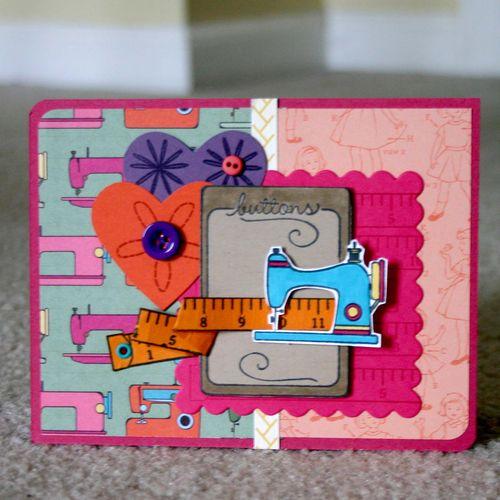 Sew sweet card 5- dana newsom