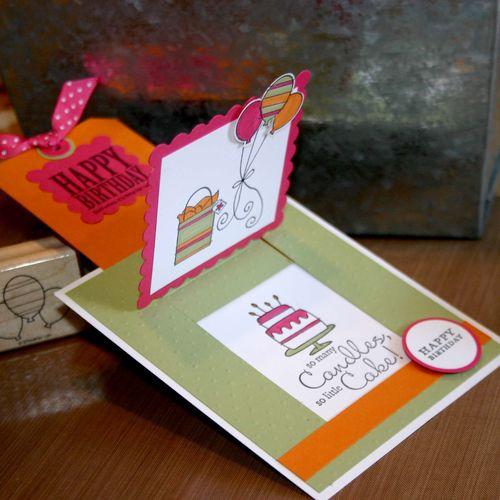 So Little Cake Card