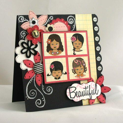 Beautiful card 4  by dana newsom