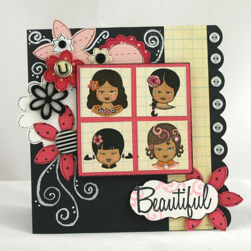 Beautiful card 5  by dana newsom