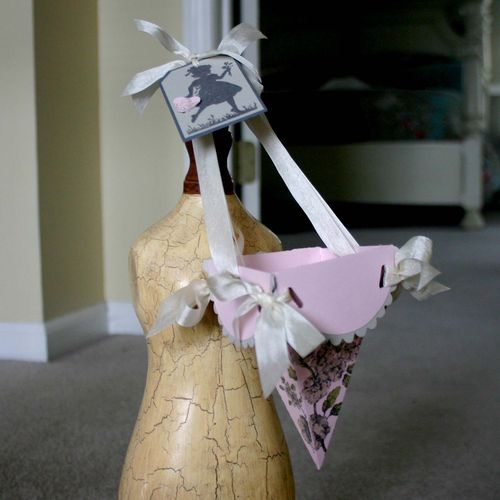 Valentines cone - dana newsom